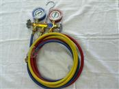 RITCHIE Miscellaneous Tool YELLOW JACKET TEST AND CHARGING MANIFOLD GAUGES